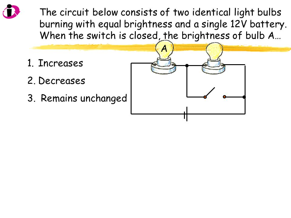 Circuit Symbols Battery Resistor Light-bulb Switch Wire - ppt download