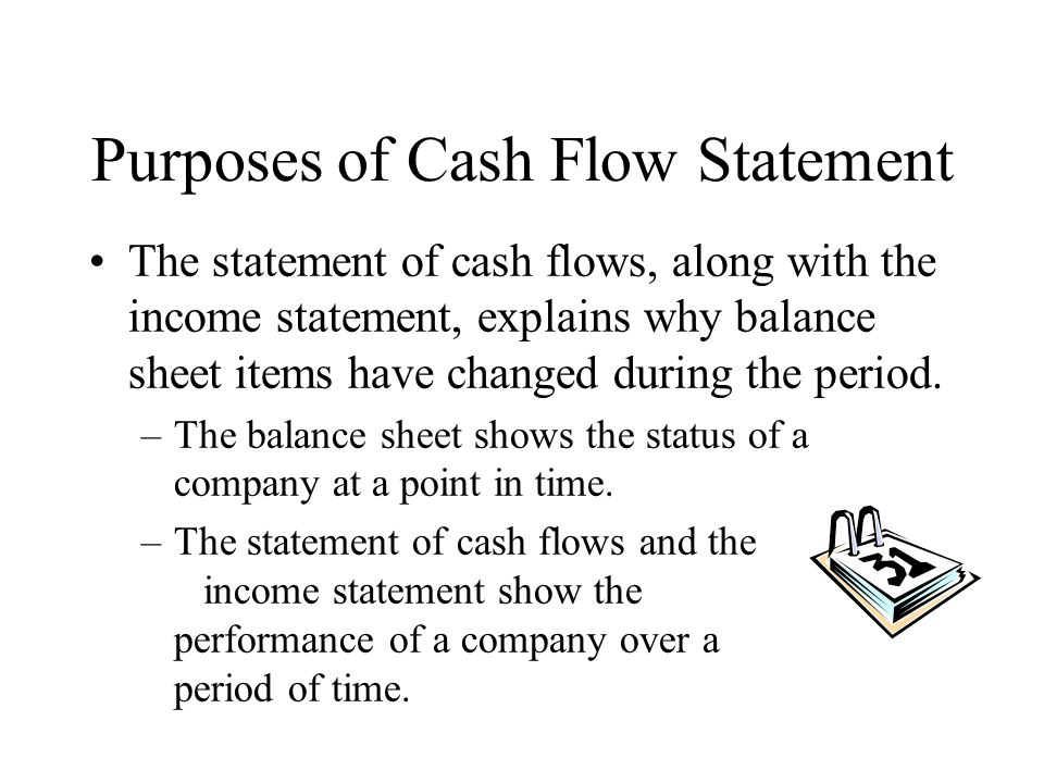 Overview of Statement of Cash Flows - ppt video online download