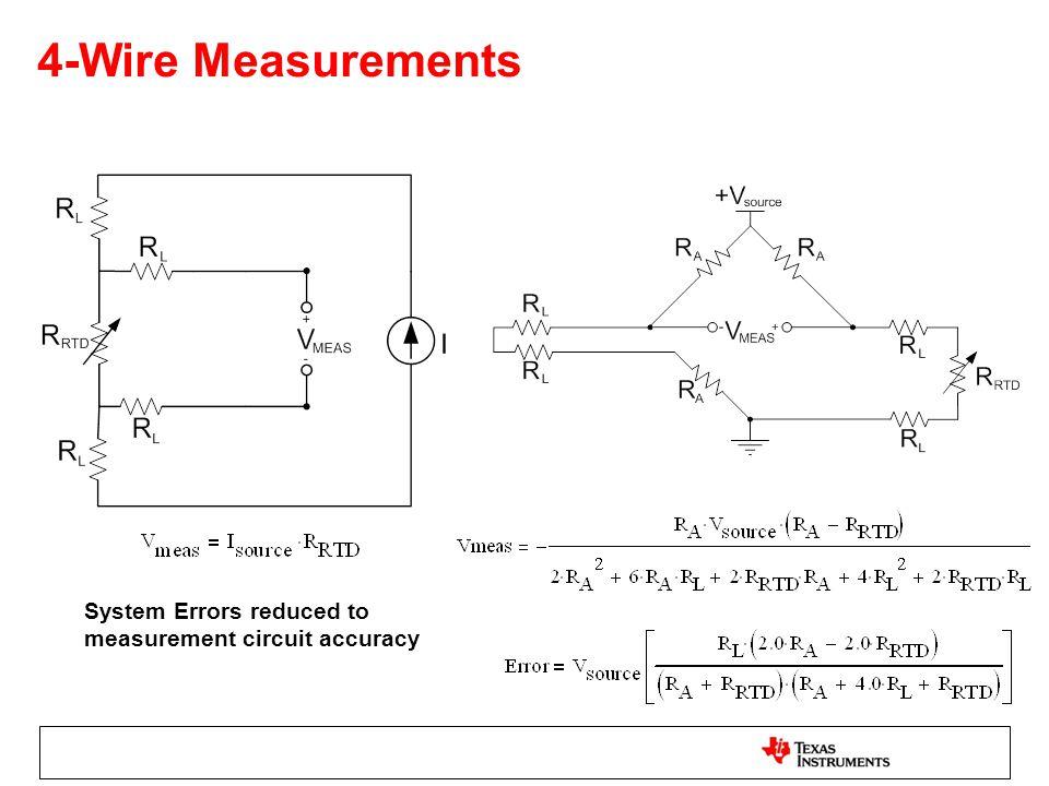 4 Wire Rtd Schematic Wiring Diagram