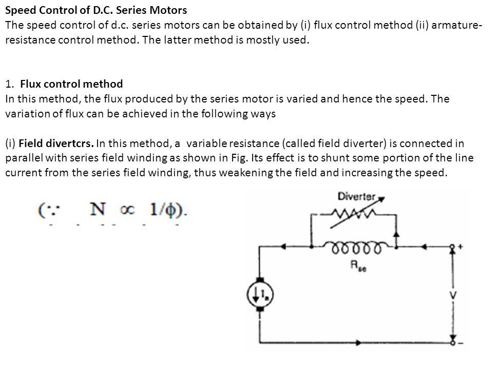 Speed Control of DC Motors - ppt video online download