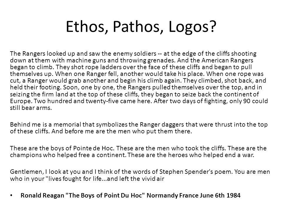 Ethos, Pathos, Logos - ppt video online download