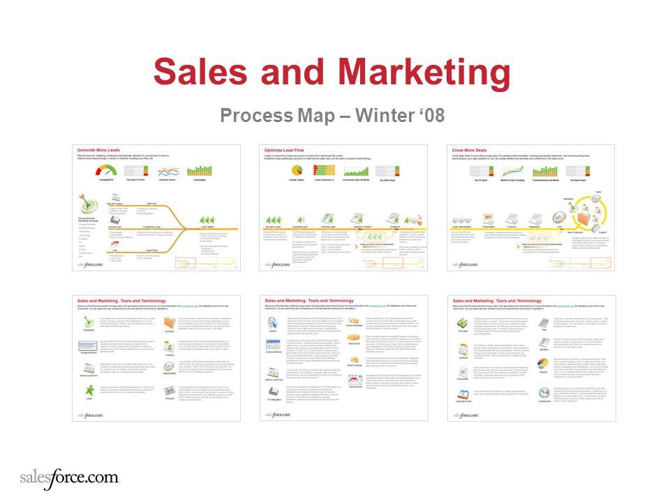 Sales and Marketing Process Map \u2013 Winter \u0027 ppt download