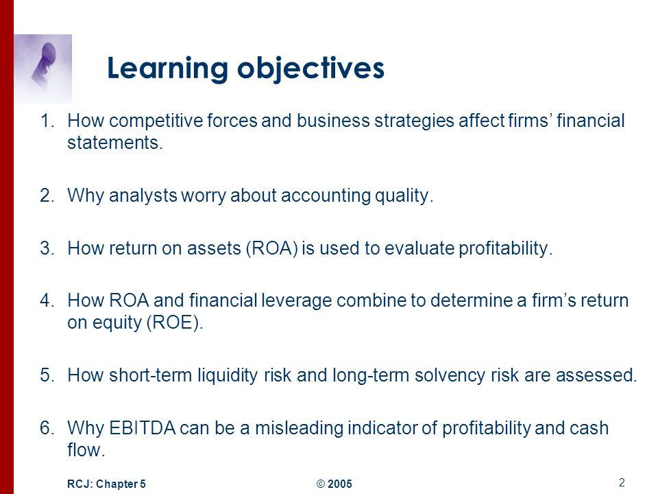 Essentials of Financial Statement Analysis - ppt video online download