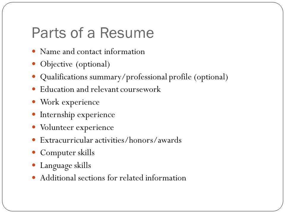 Resumes Tory Nair, Career Advisor Career Development Center, B ppt