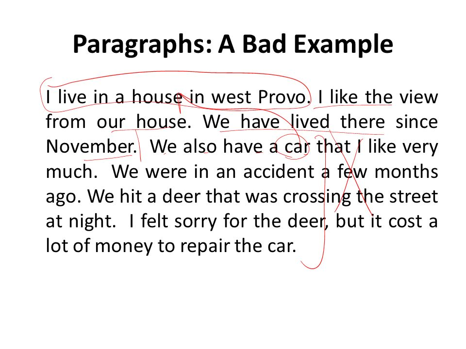 Lecture 16 Writing Paragraphs - ppt video online download