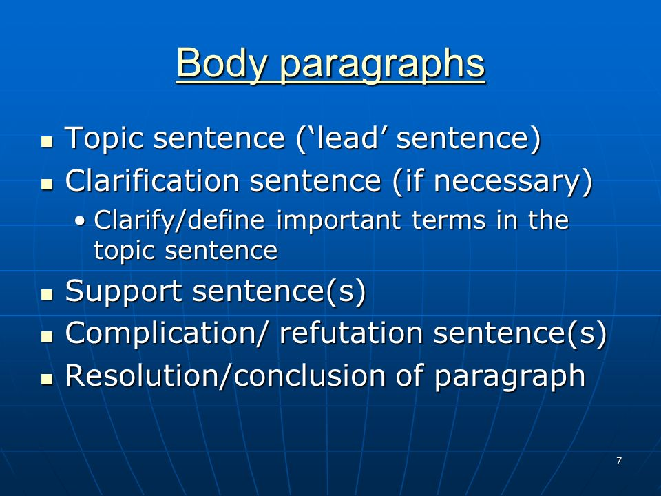 How To Write Geography Essays Ppt Video Online Download