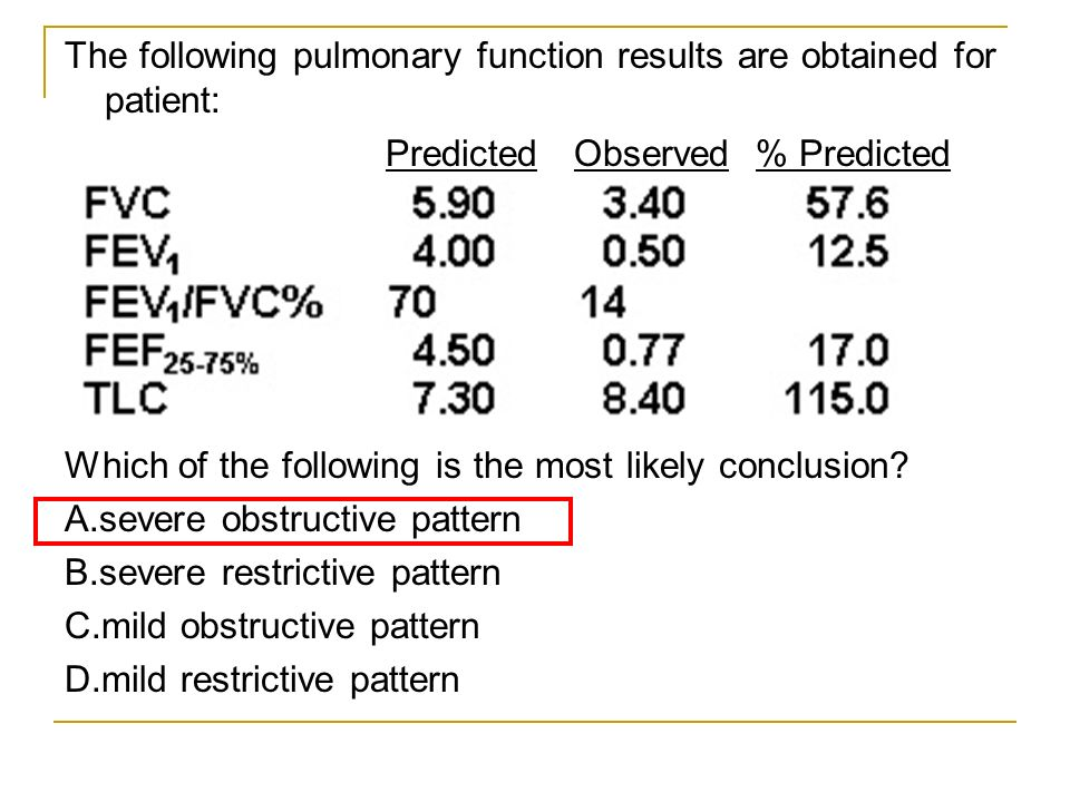 Pulmonary Function Testing - ppt video online download