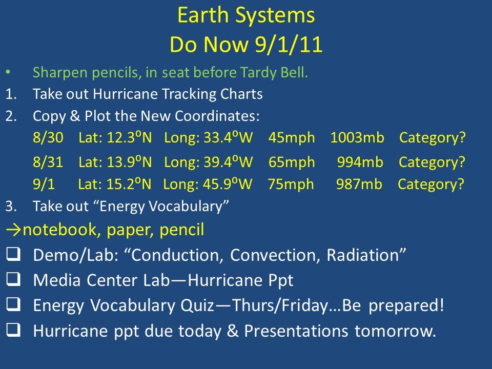 Earth Systems\u20141/5/12 1-Jones, Solomon 25-Delegal, E *Find your Name