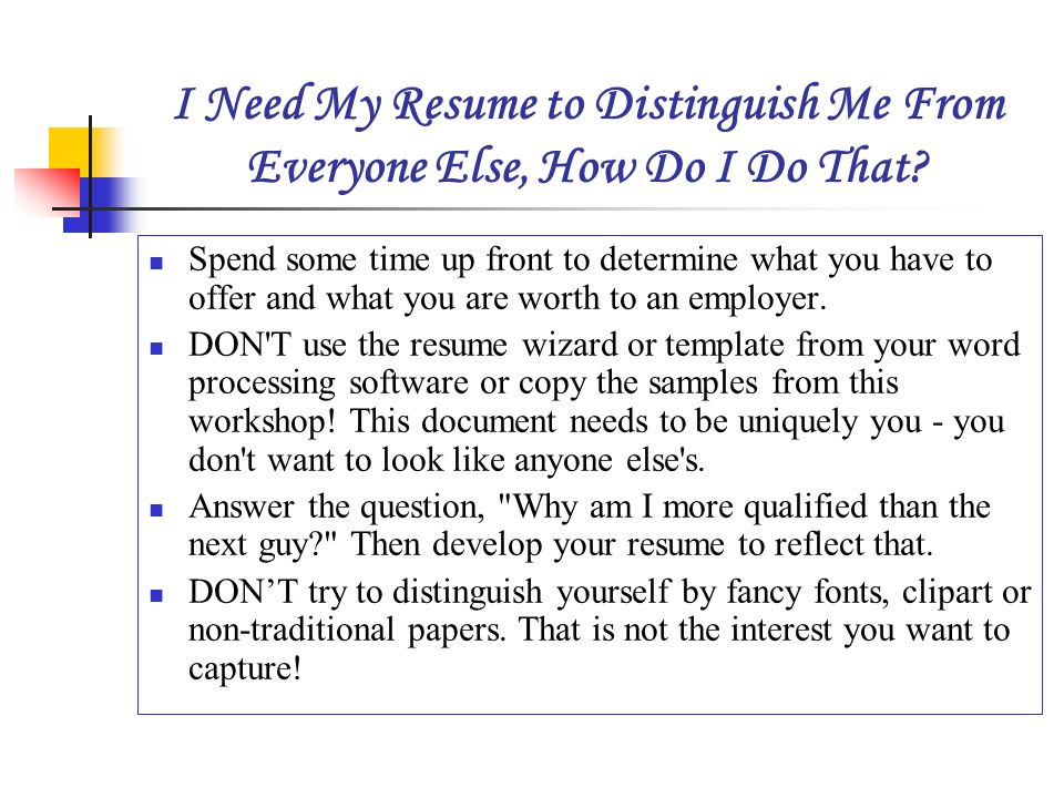 HOW TO WRITE A RESUME Presented By Dinorah Rodriguez - ppt video