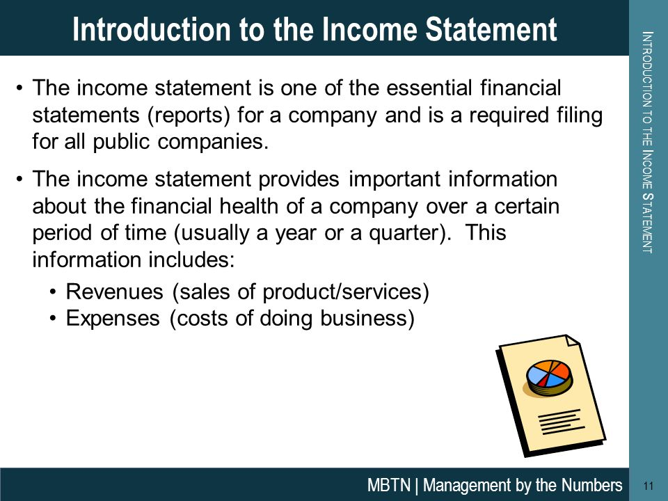 Introduction to Financial Statements - ppt video online download