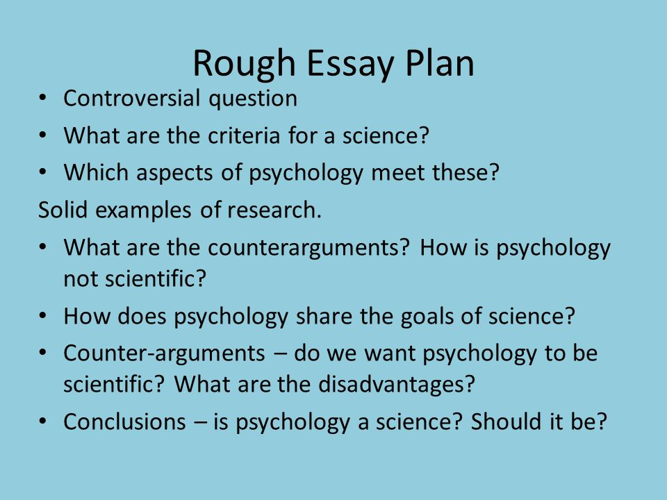 IS PSYCHOLOGY A SCIENCE? - ppt video online download