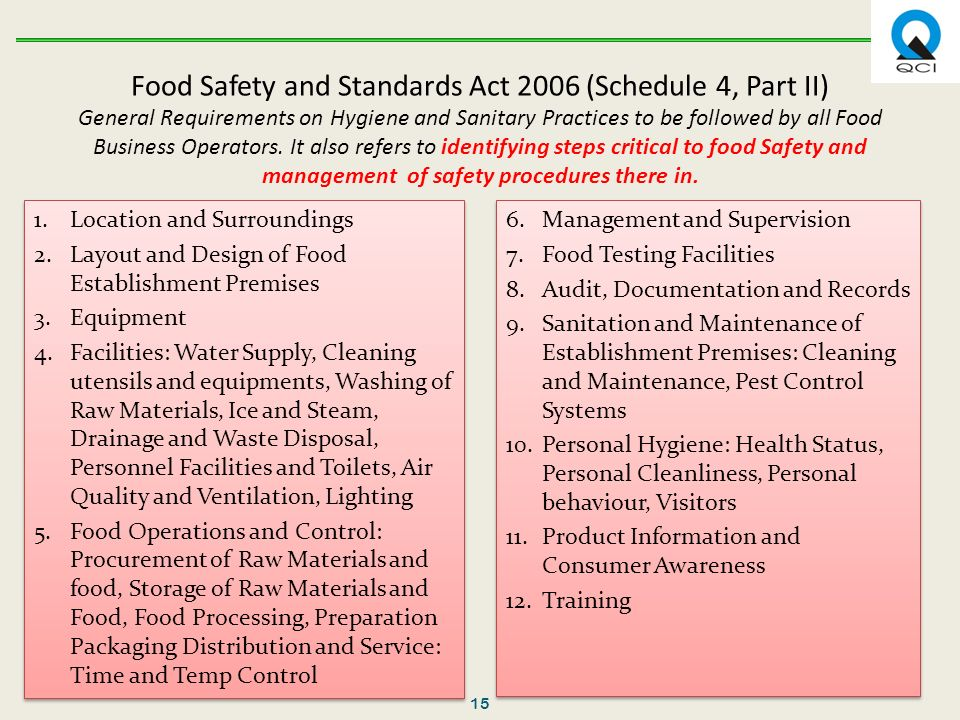 Food Safety and Hygienic Practices in Agriculture Marketing - ppt
