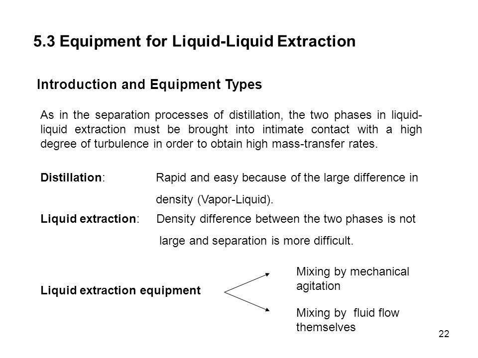 Chapter 5 Liquid-Liquid Extraction - ppt video online download