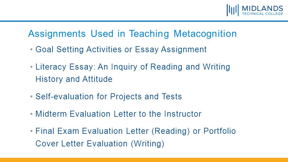 Teaching goal essay Research paper Writing Service - technical education essay