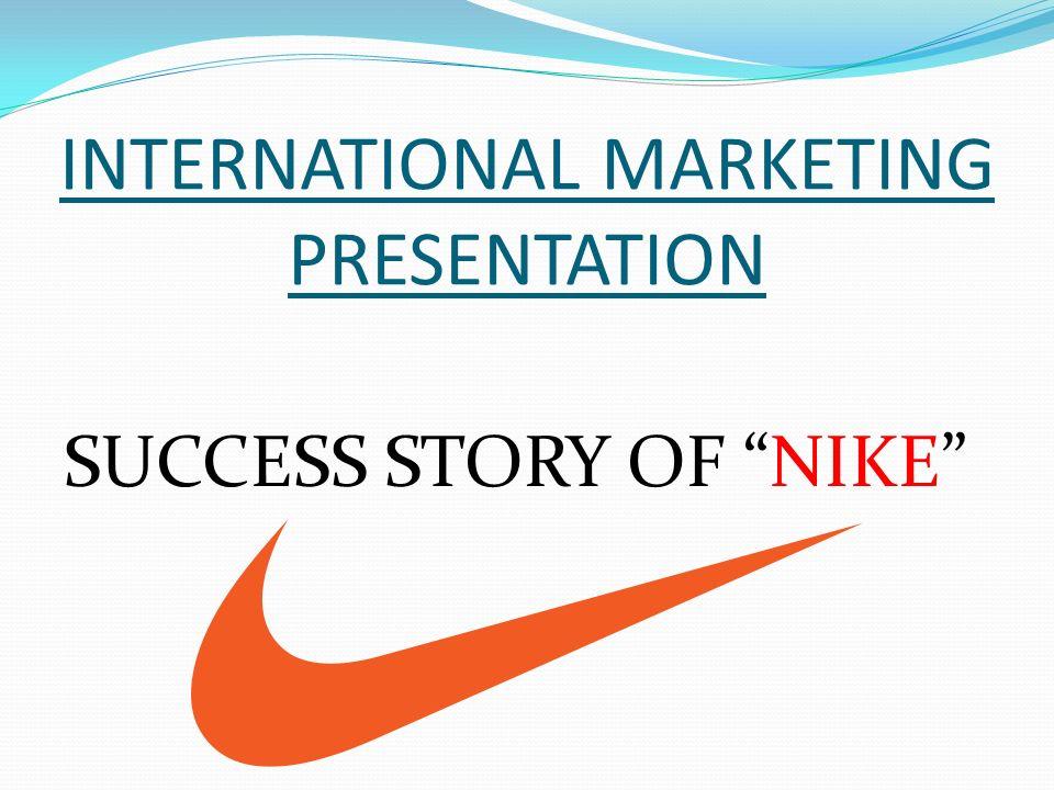 INTERNATIONAL MARKETING PRESENTATION - ppt video online download