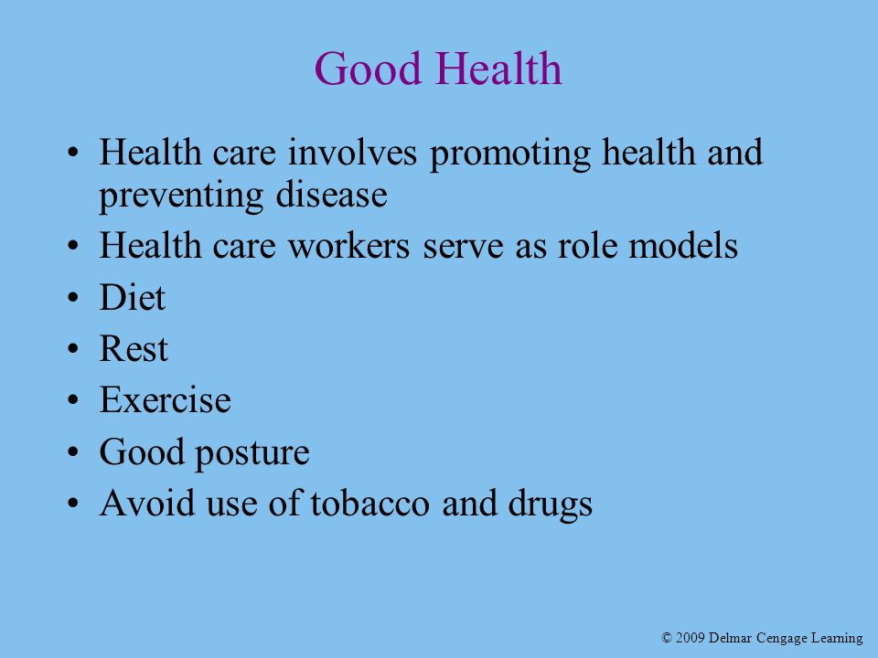 Personal and Professional Qualities of a Health Care Worker - ppt
