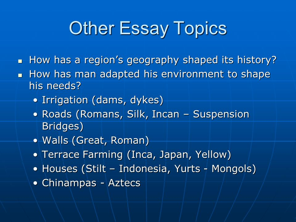 Geography - ppt video online download
