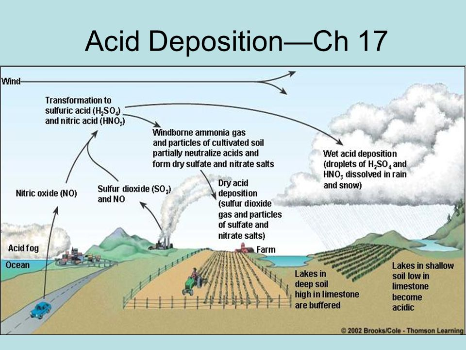 Acid Deposition\u2014Ch ppt video online download
