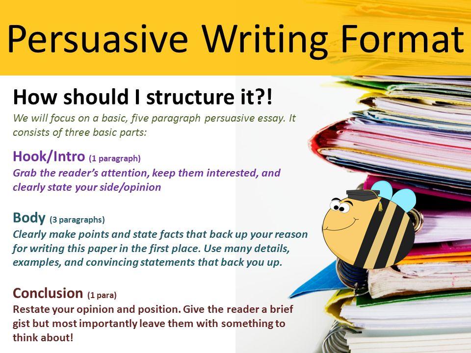 Parts of a good persuasive essay Coursework Help dzhomeworkwoxs