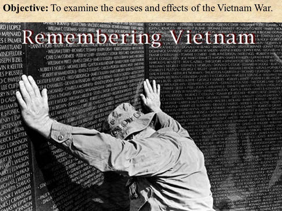 Causes and effects of the vietnam war essay Coursework Academic - vietnam war essay