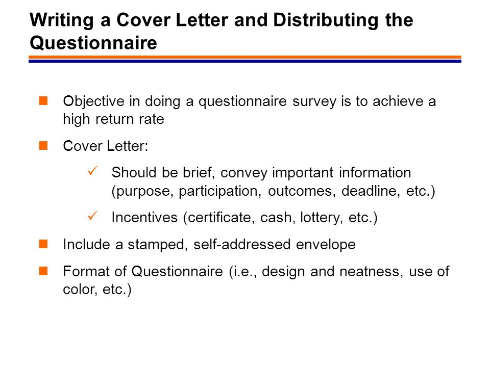 Customer survey cover letter Essay Help qfessayknrtpaebasketball - survey cover letter