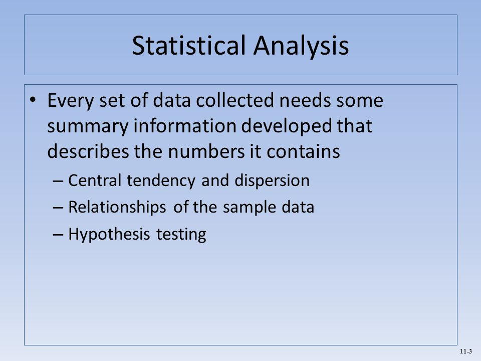 Basic Data Analysis for Quantitative Research - ppt video online
