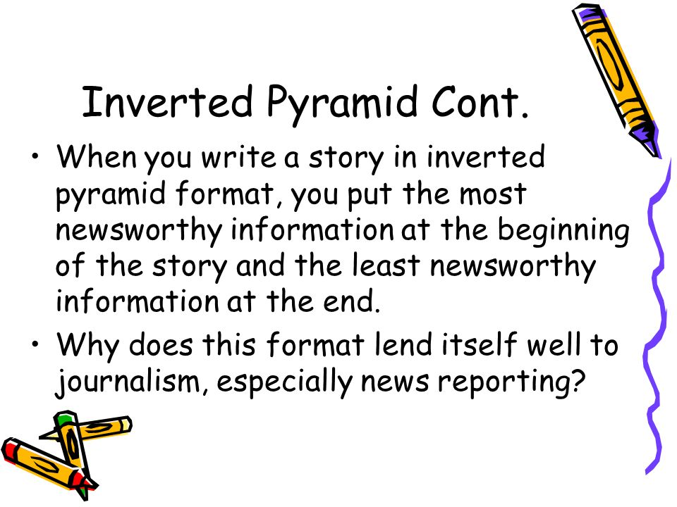 Introduction to Journalism  the News - ppt video online download