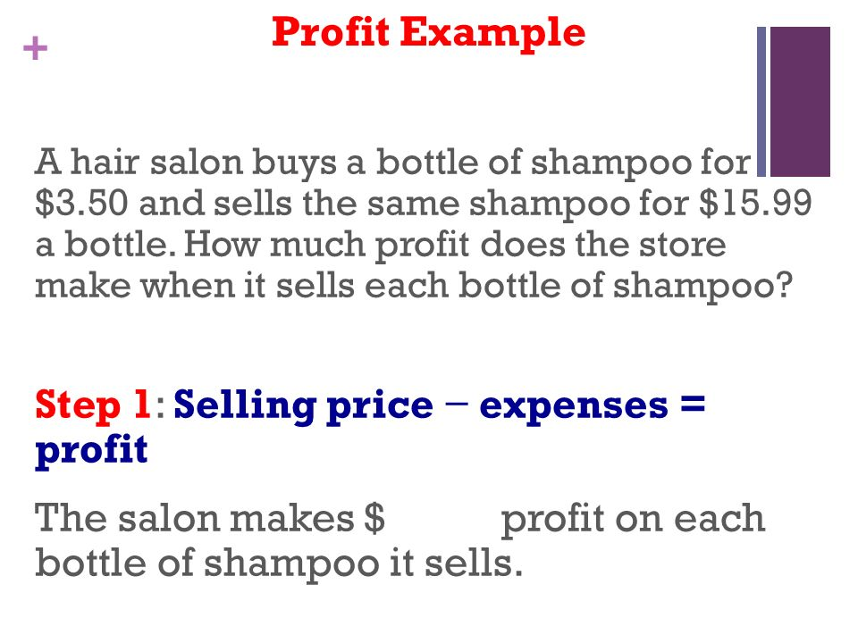 Commission, Simple Interest, Markup, Profit - ppt video online download
