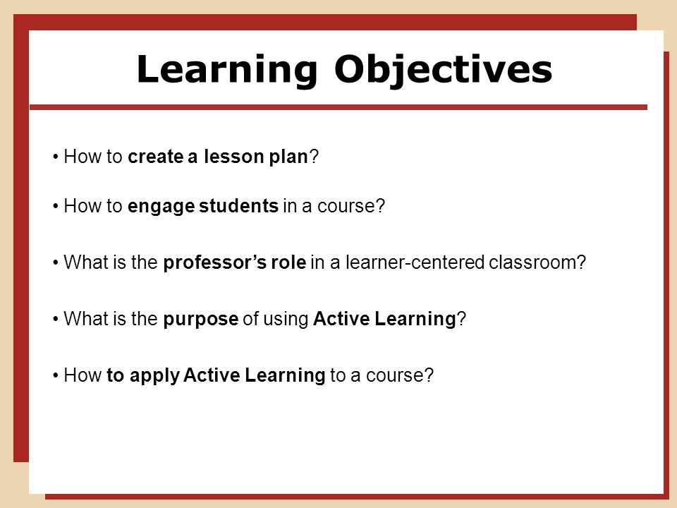 Lesson plan objectives College paper Academic Service - what is a lesson plan and why is it important