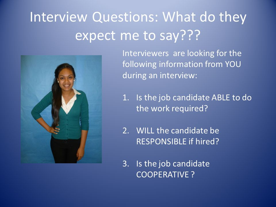 The Do\u0027s and Don\u0027ts of Interviewing - ppt download