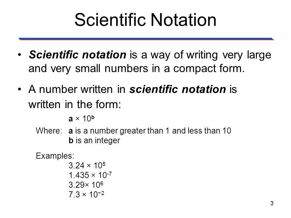 Scientific  Engineering Notation - ppt video online download