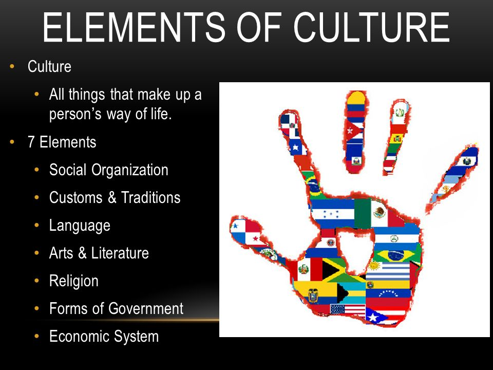 ThE MEANING OF CULTURE - ppt video online download