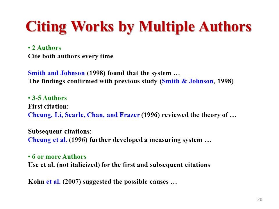 Avoiding Plagiarism and Citing Sources of Information - ppt video