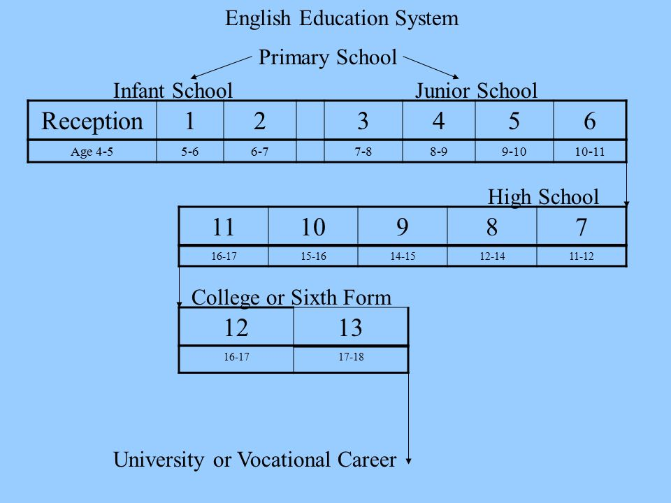 Differences between the Spanish and English Education Systems - ppt