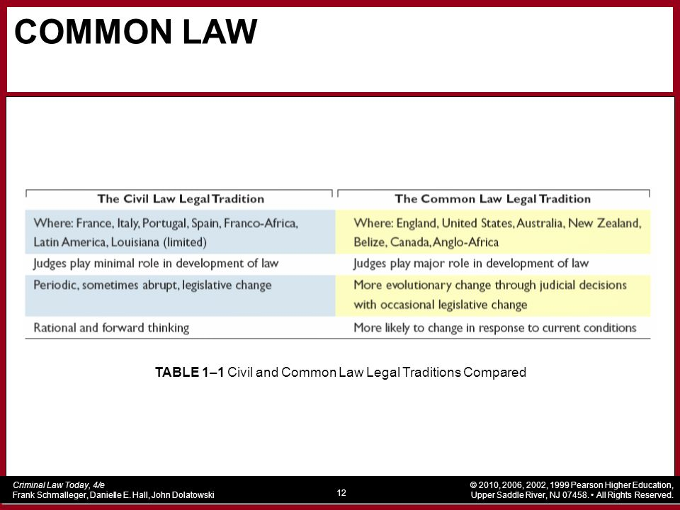 Chapter 1 The Nature and History of Criminal Law - ppt video online