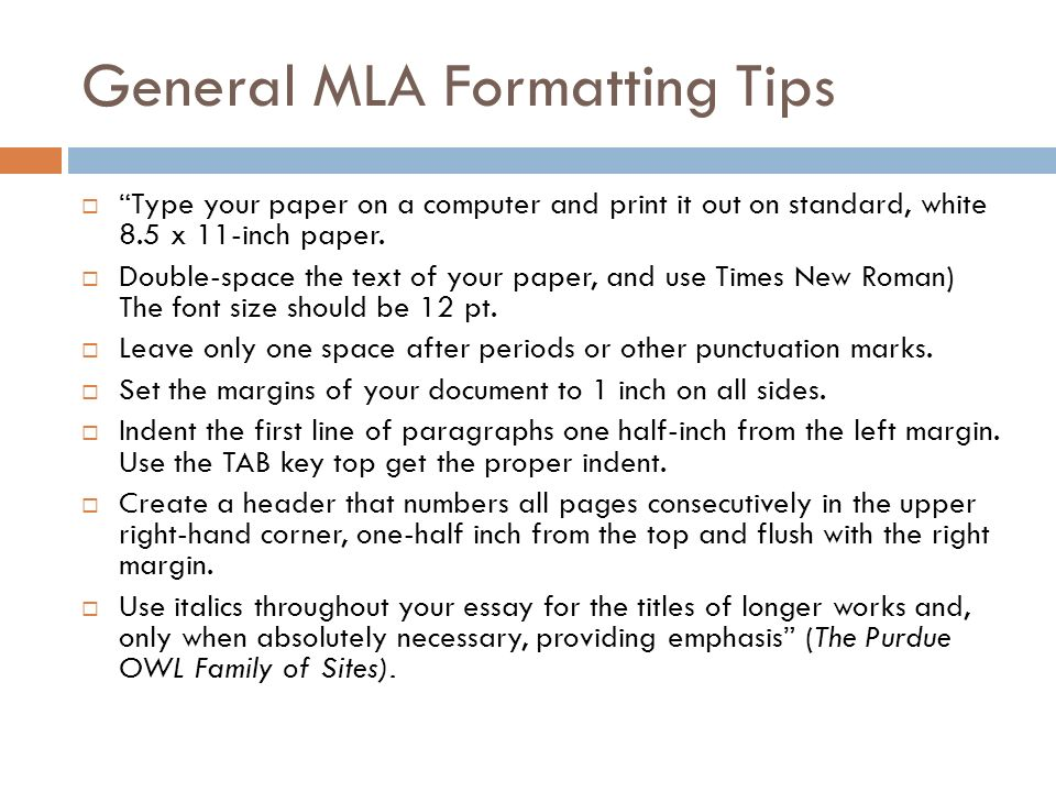 Research and MLA Formatting - ppt video online download