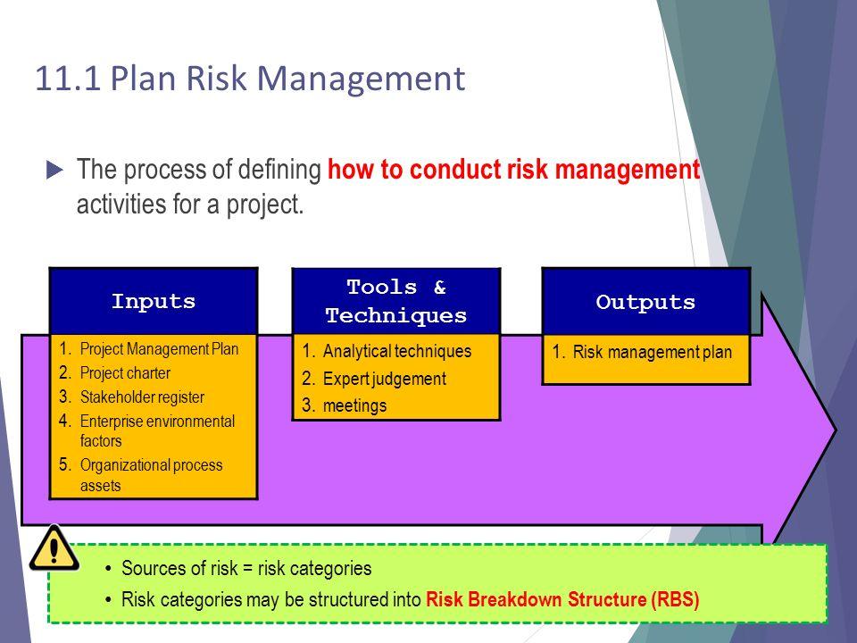 Project Risk Management - ppt video online download