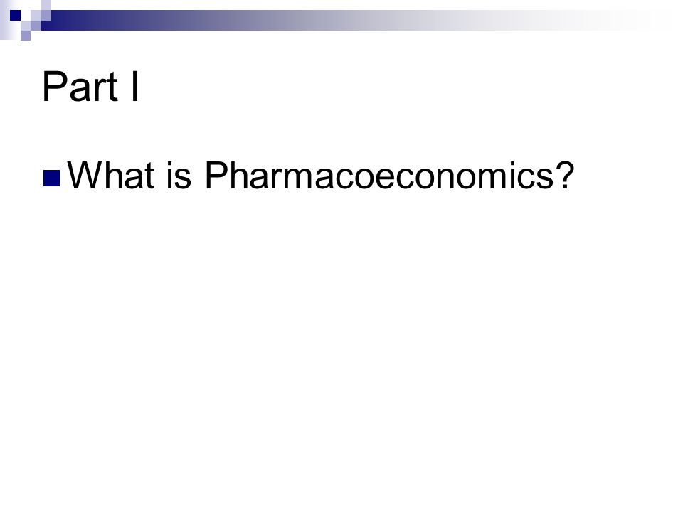 Introduction to Pharmacoeconomics September , ppt video online download