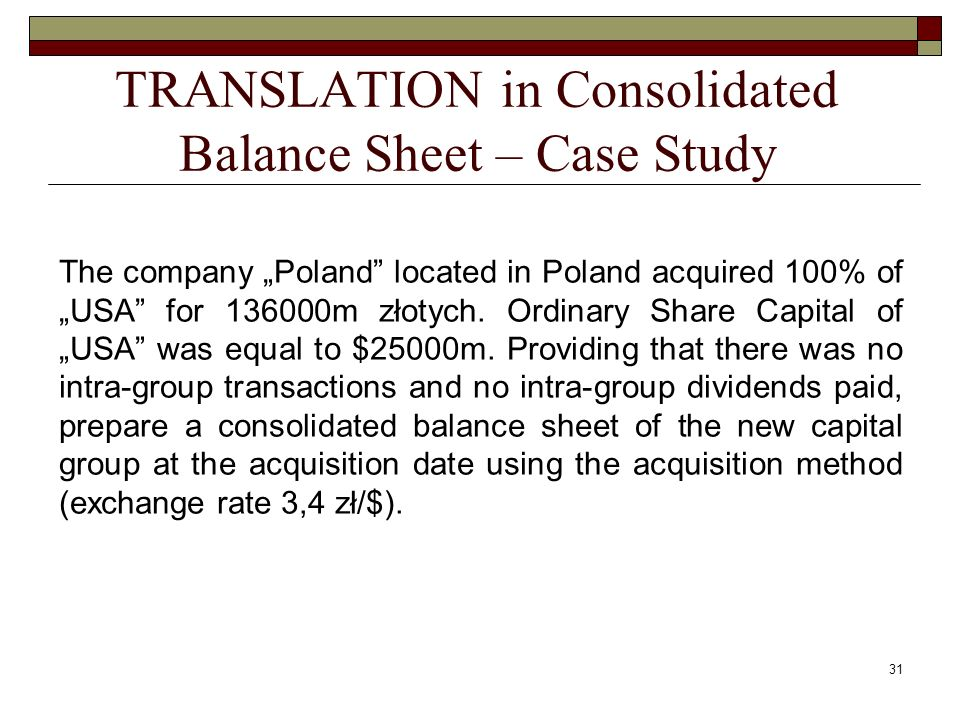 INTERNATIONAL ACCOUNTING - ppt download