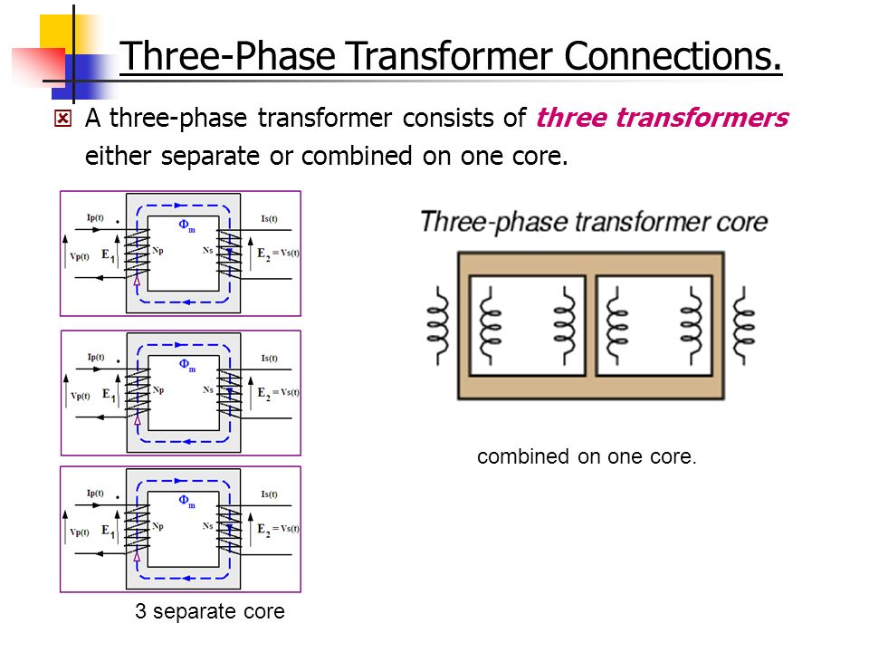 16 Real Single-Phase Transformer - ppt download