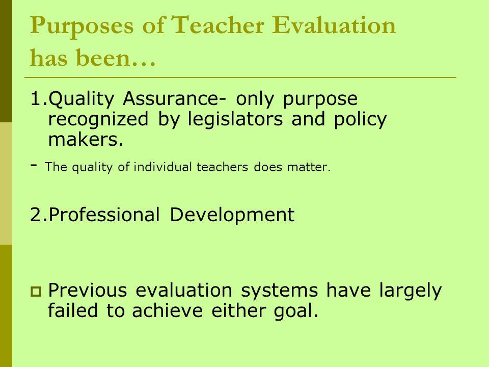 New Trends in Teacher Evaluation - ppt video online download