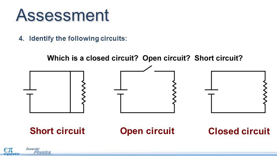 Circuit Diagram Physics - Data Wiring Diagrams