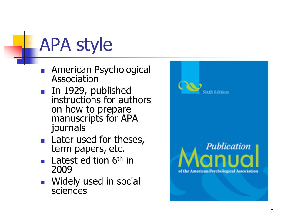 Citing References In Your Research Apa Style Ppt Downloadapa