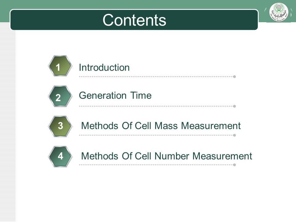 Generation Time Of Bacteria - ppt video online download