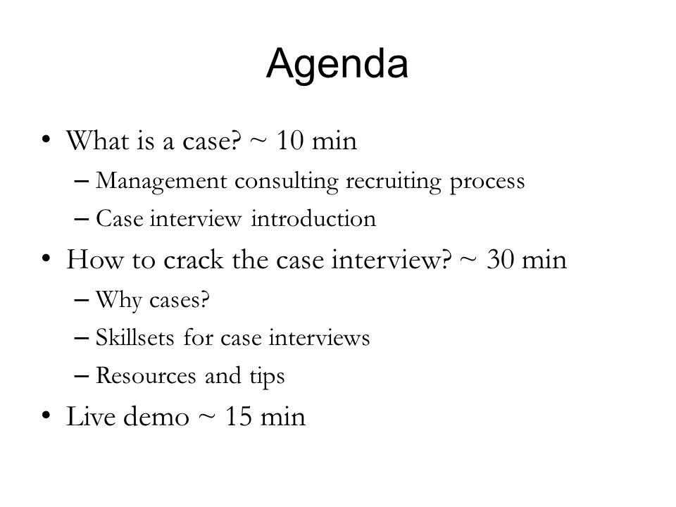 Delightful Case Study Interview Questions Management Consulting Prep 4465584 .