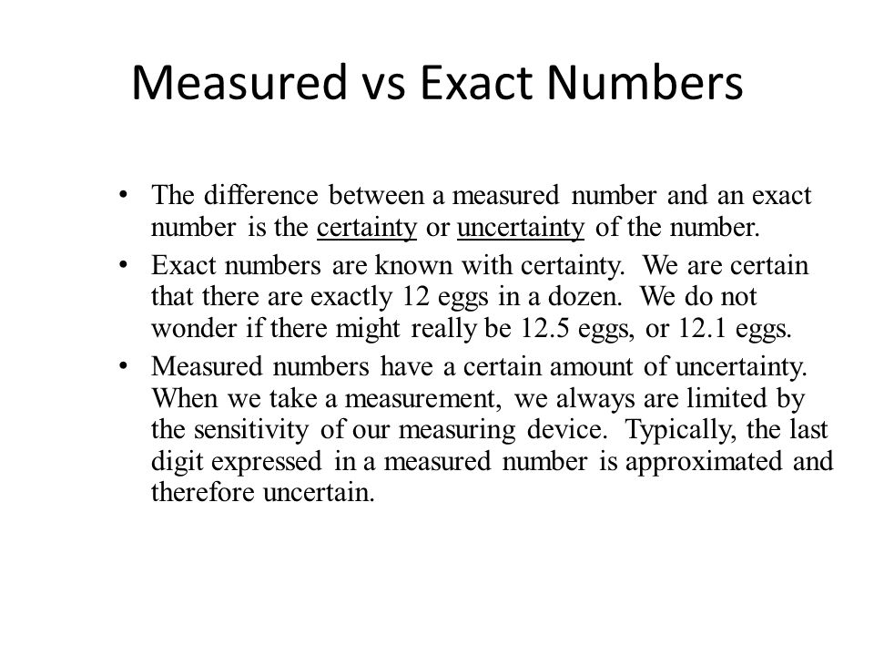 Matter, Energy and Measurement - ppt download