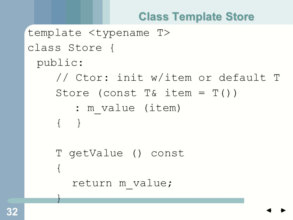 Containers Overview and Class Vector - ppt video online download