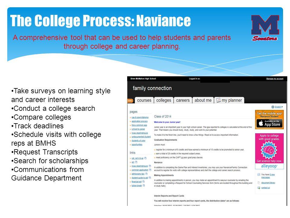 Junior/Parent College Night - ppt download