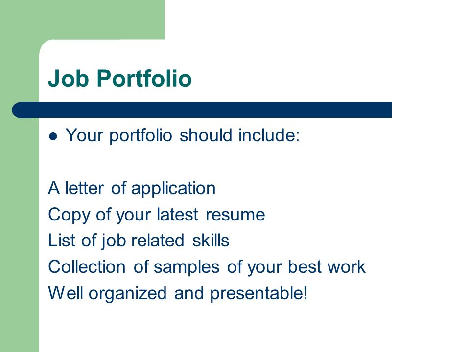 Applying for Jobs Chapter ppt video online download