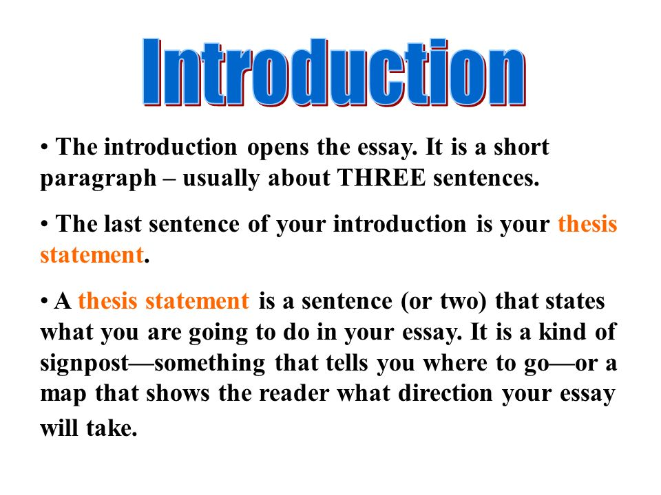 Understanding How to Write an Essay - ppt download